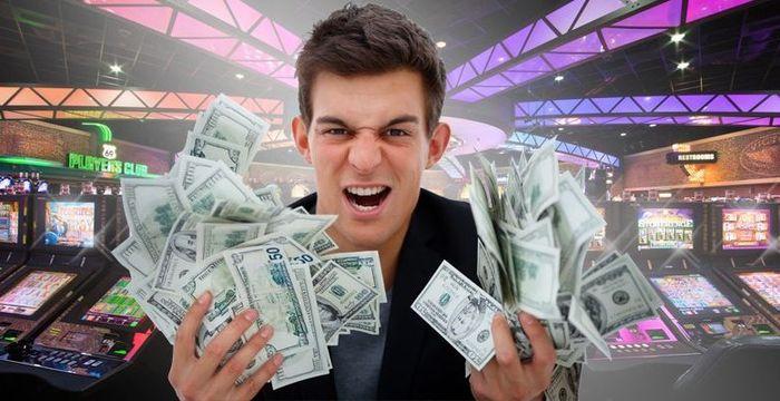 Однорукий бандит на деньги казино игры онлайн в карты покер