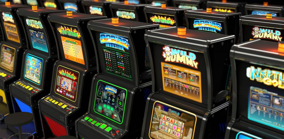 Игровые автоматы крутые